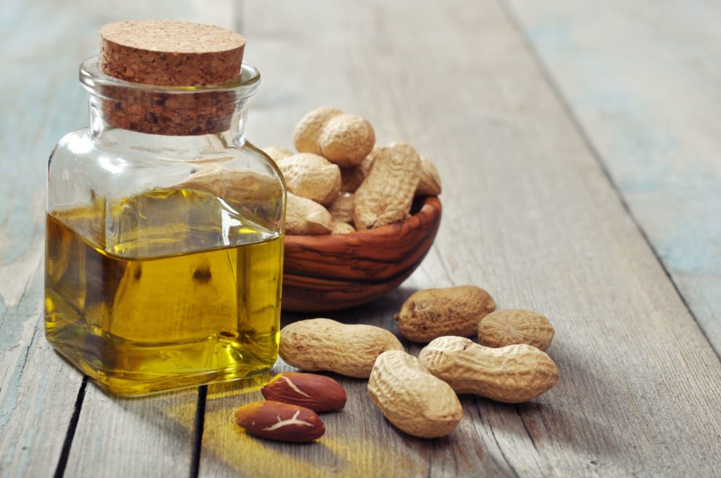 Can I substitute peanut oil for vegetable oil?
