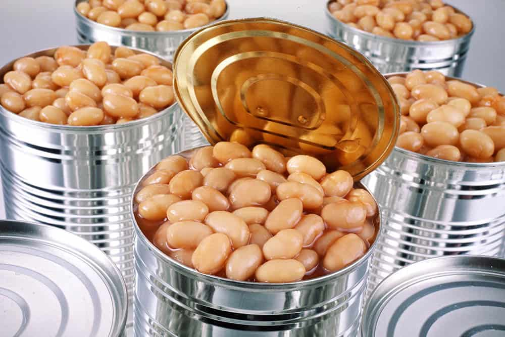 Can you Freeze Canned Beans
