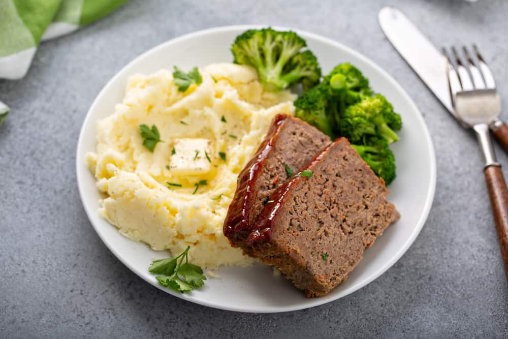What Goes Good with Meatloaf