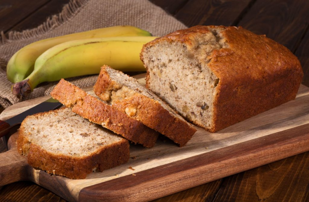 How to store banana bread
