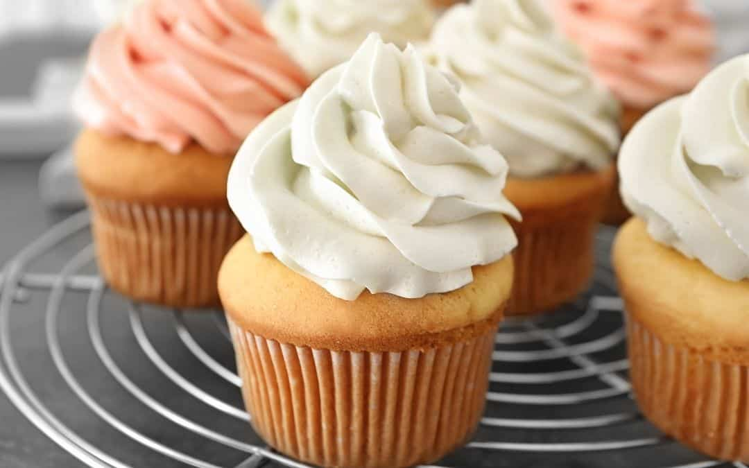cupcakes-on-cooling-racks-in-oven