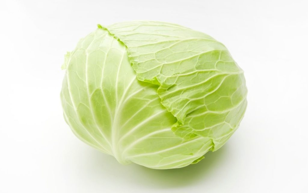 can you freeze uncooked cabbage