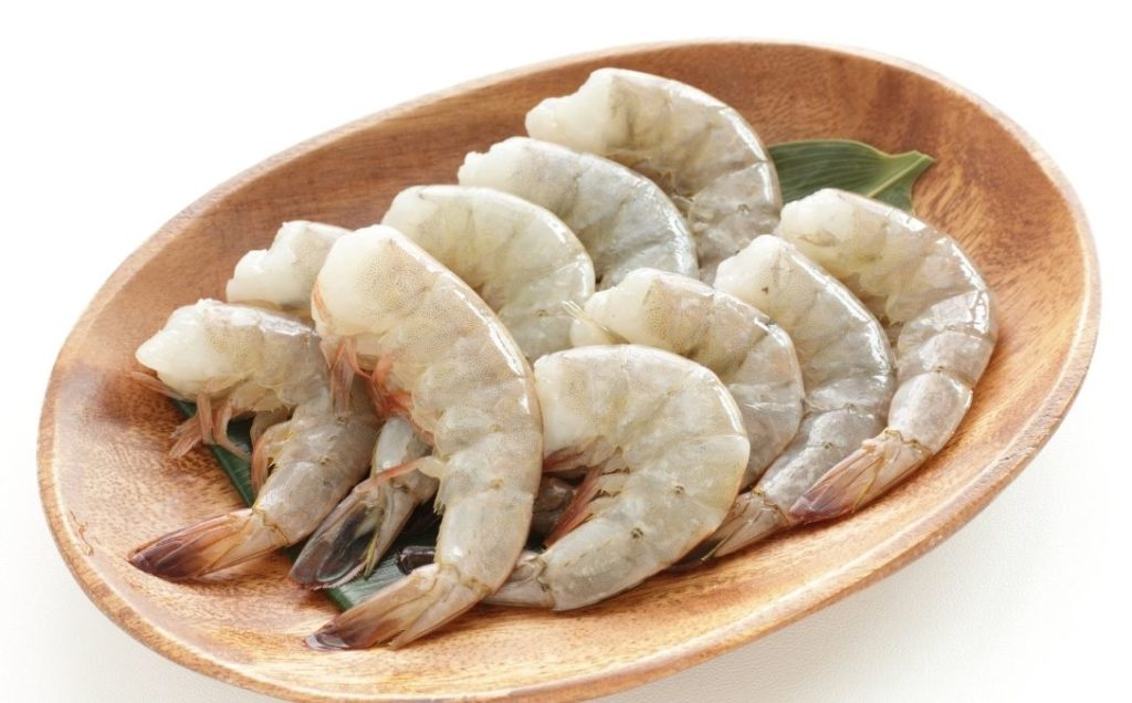 how can i tell if shrimp are cooked
