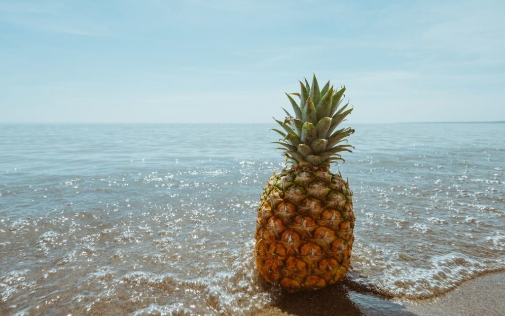Is Eating Old Pineapple Bad For You