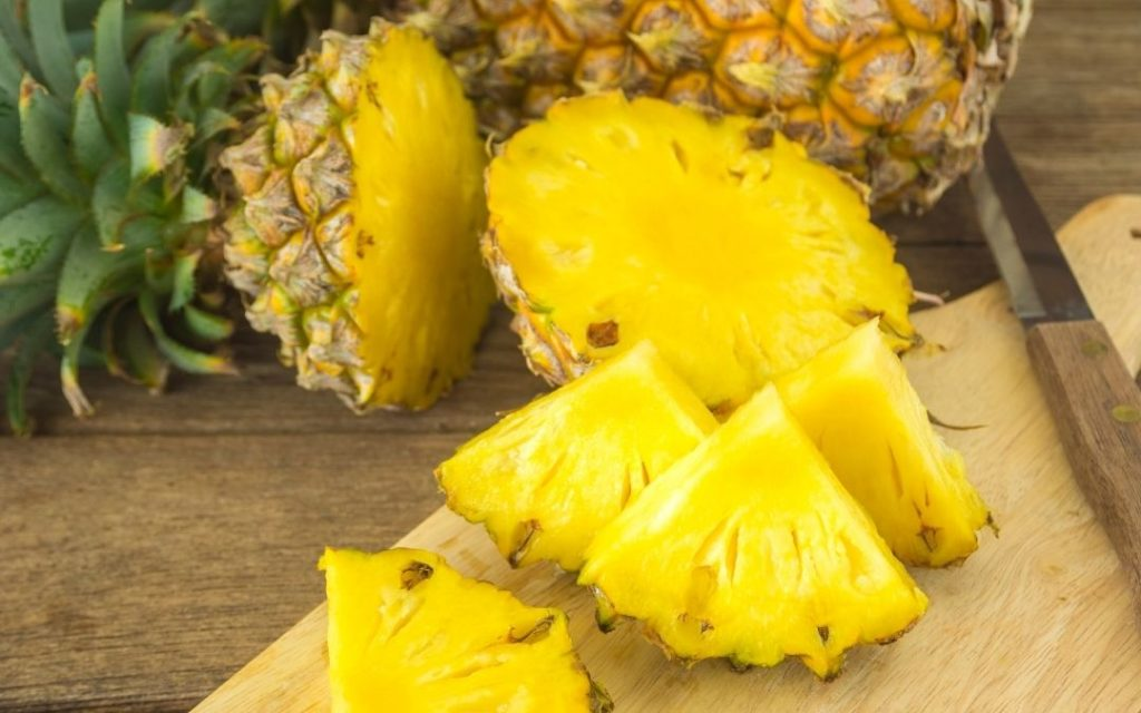How Many Days Will Fresh Cut Pineapple Keep In The Refrigerator?